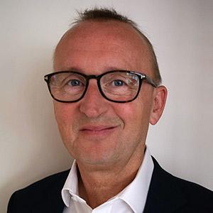 Ian Poland, CIO von Sportradar