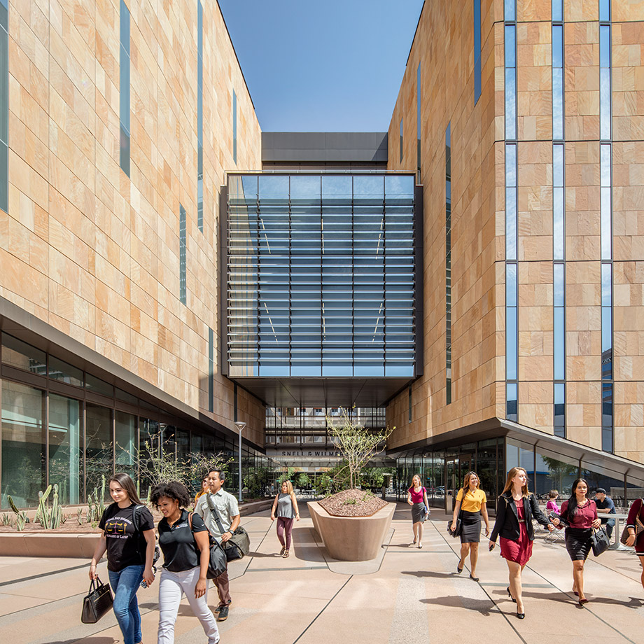 Arizona State University's campus