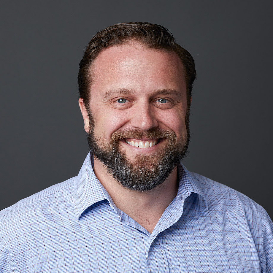 Photo of Sean Catlett, Slack's new Chief Security Officer