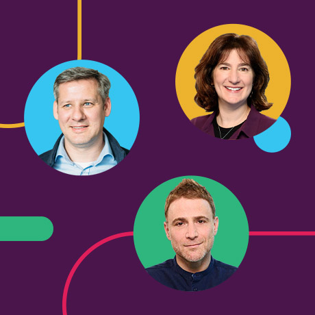Slack Sessions event speakers