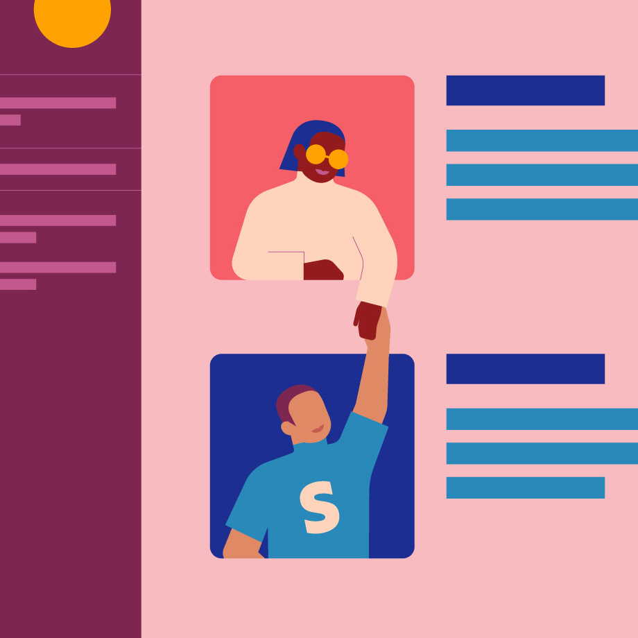 Stripe using Slack Connect with customers to build relationships