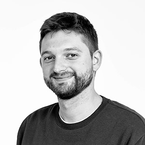 Julien Feierabend, Head of Community and Product Owner at Factory Berlin