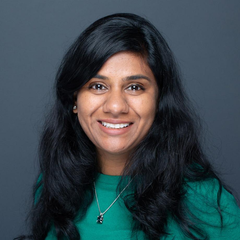 Slack's VP of engineering, Rukmini Reddy