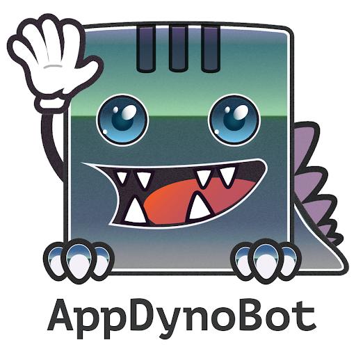 The avatar for AppDynoBot, a Moveworks AI bot for Slack.