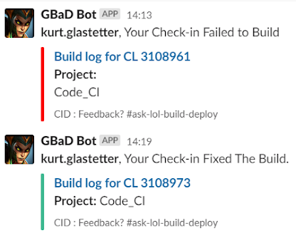 GBaD Bot for Riot games in Slack