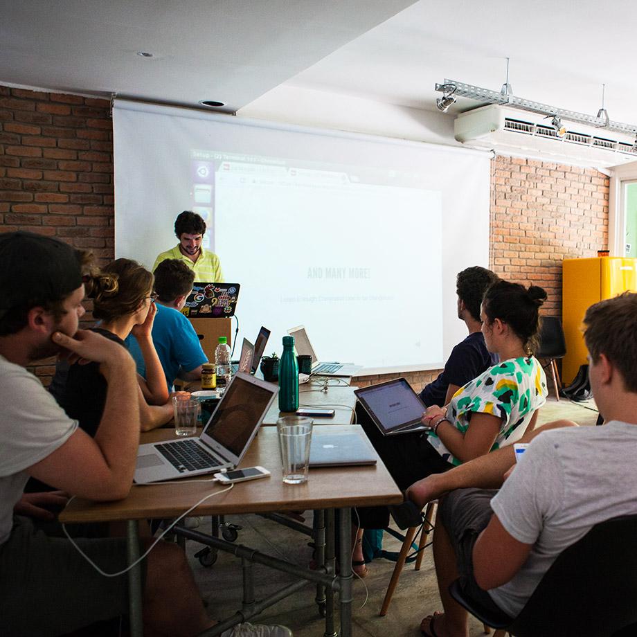 Le Wagon coding bootcamp