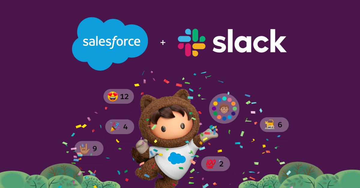 Why did salesforce buy slack