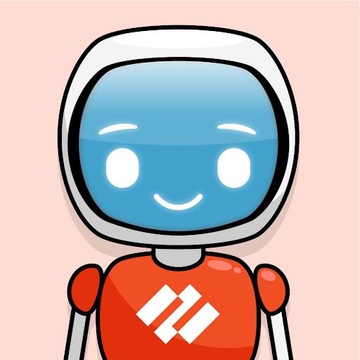 The avatar for Sheldon, a Moveworks AI bot for Slack.