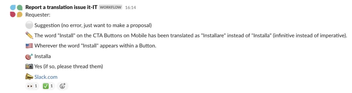 illustration to accompany post on translations