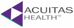 Logotipo de Acuitas Health