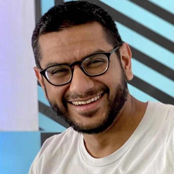 Headshot photo of Bilal Aijazi