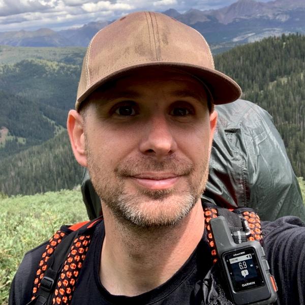 Headshot photo of Brad Harris