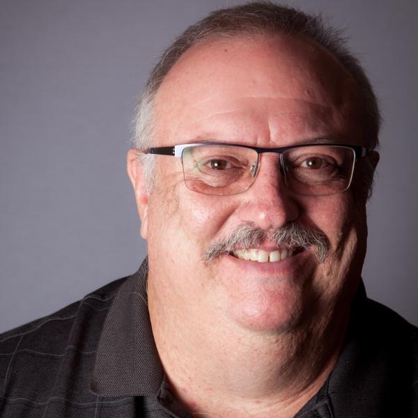Headshot photo of Brent Chapman