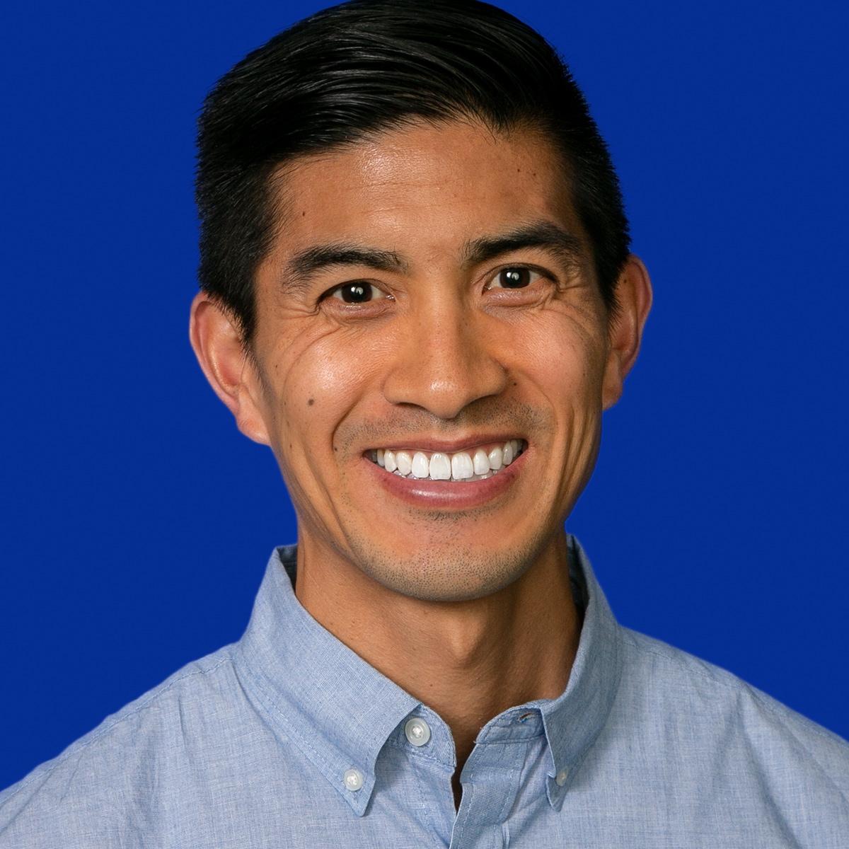 Headshot photo of Bryan Fong