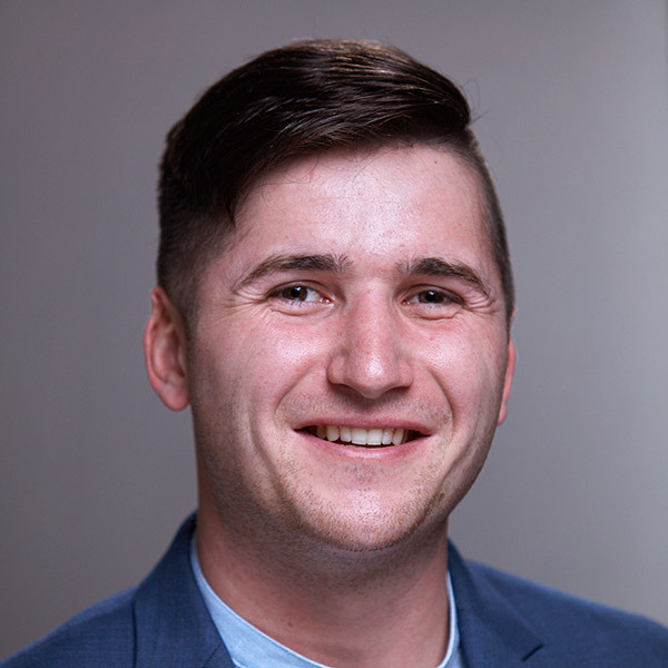 Foto de rostro de Cedric Dageville, ejecutivo de cuentas corporativas de Snowflake