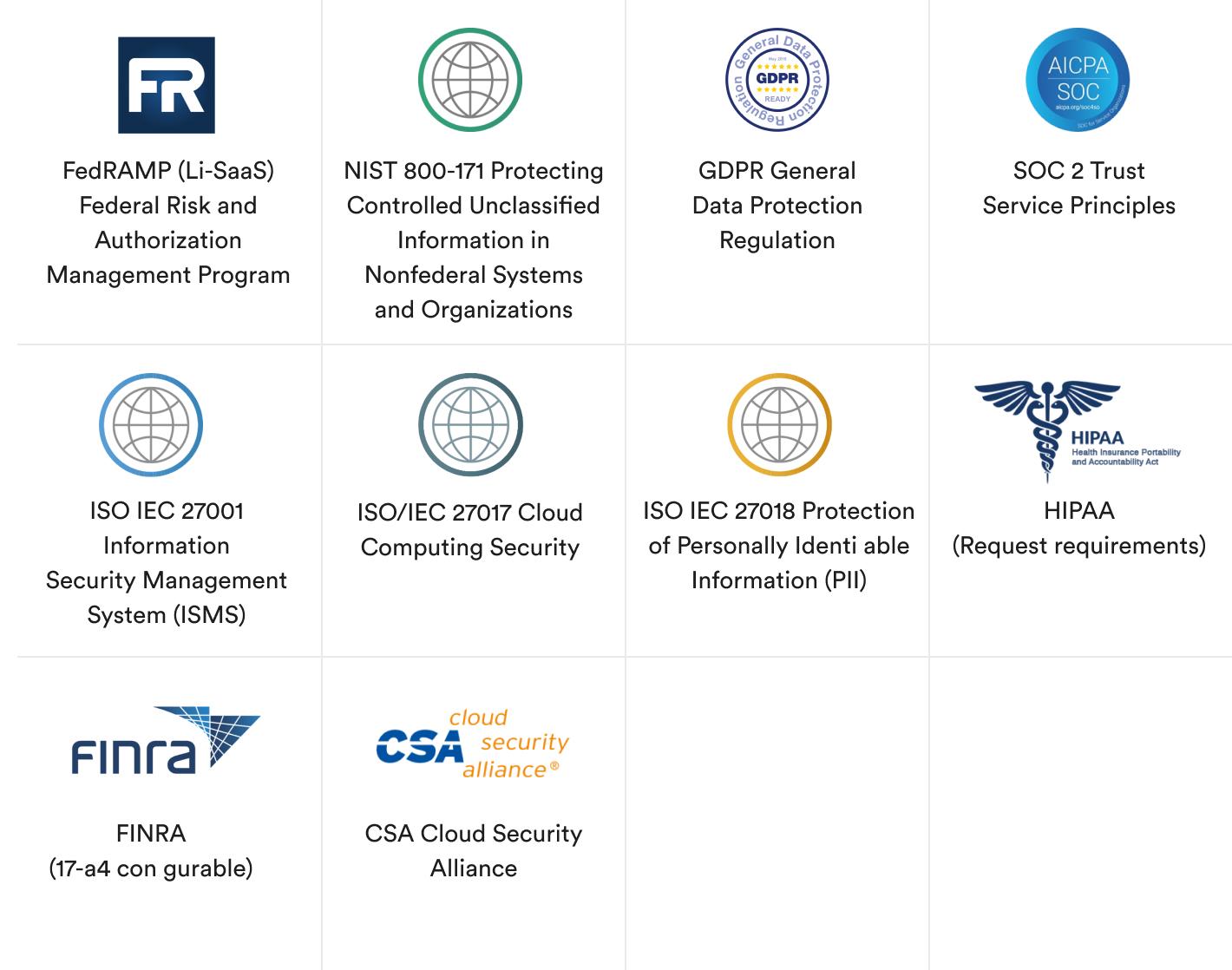 Slack's enterprise security features | Slack