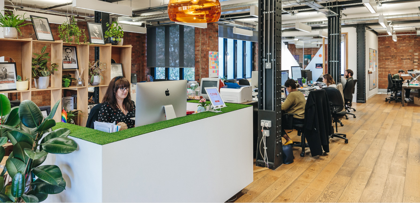 kin and carta office space