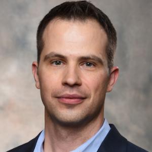 Headshot photo of Daniel Spratlen