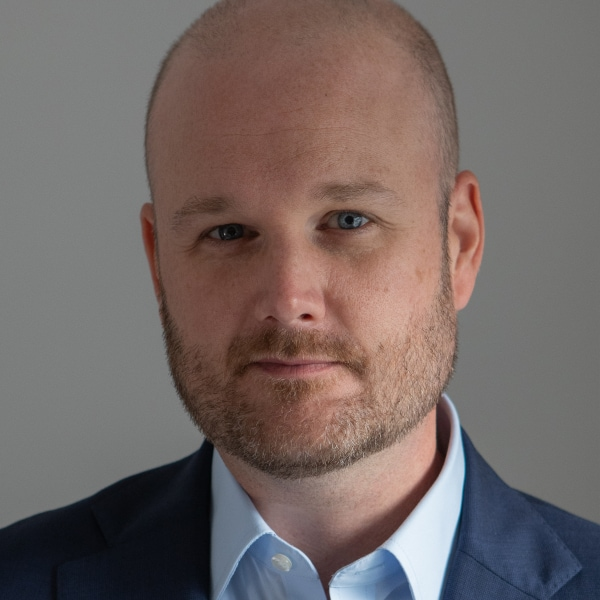 Headshot photo of David Patton