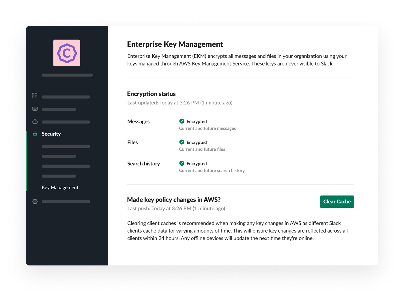 enterprise-key-management