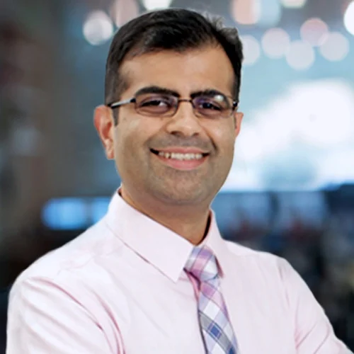 Jeetu Mahtani, SVP of International Operations, HubSpot
