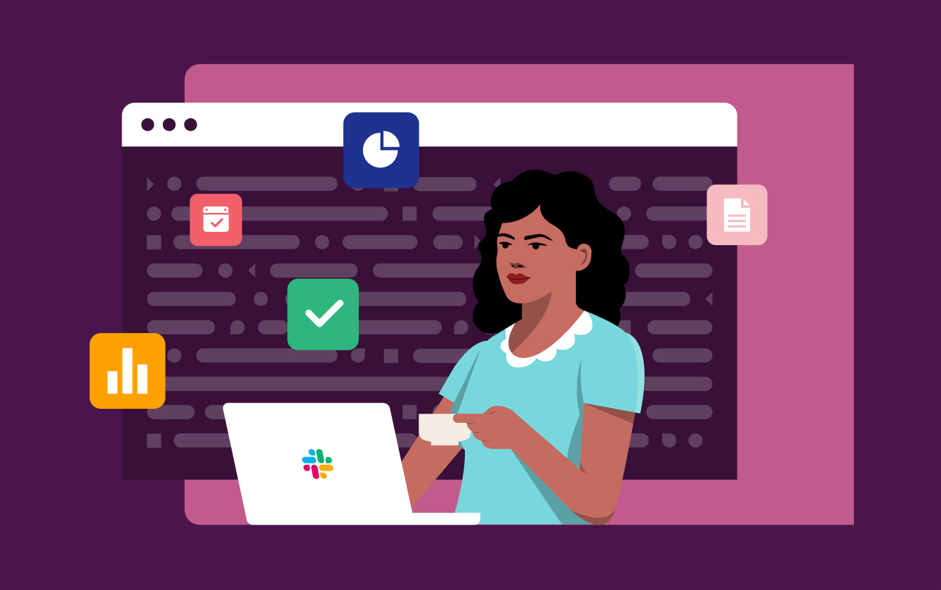 Slack Platform: unlock productivity with apps and workflows