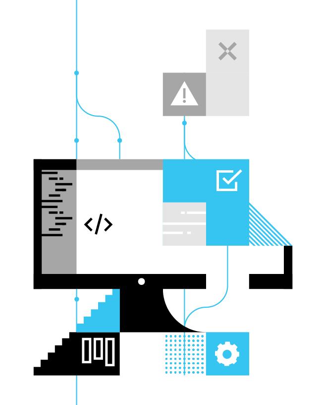 Icono que muestra una computadora
