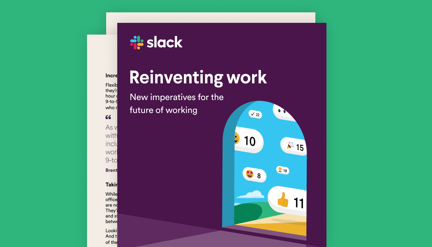 Image of Guide: Reinventing Work