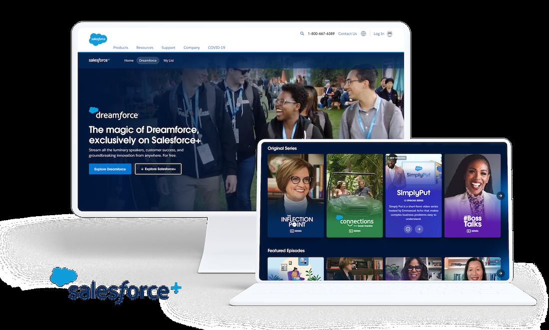 Introducing Salesforce+