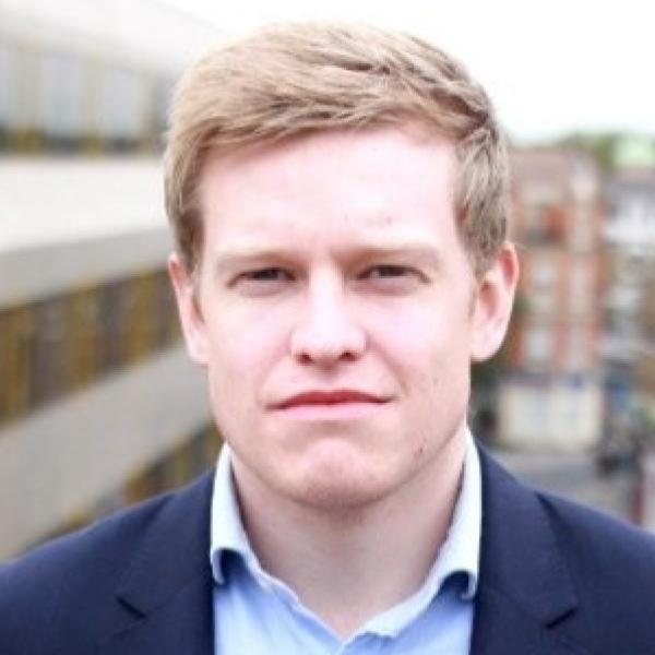 Headshot photo of Jamie Newham