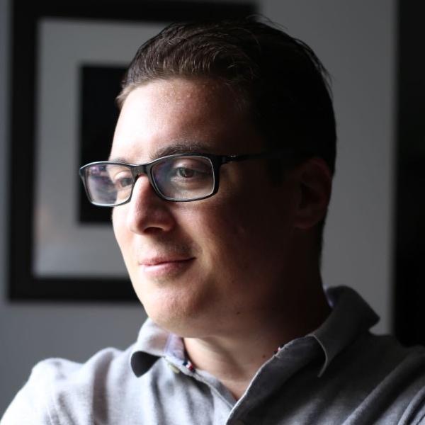 Headshot photo of Joe Lodato