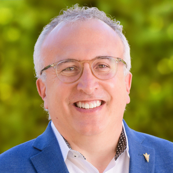 Headshot photo of Lev Gonick