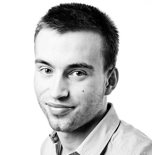 Mateusz Czajka headshot