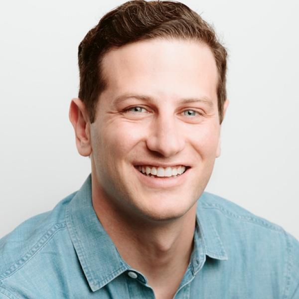 Headshot photo of Maxwell Hayman