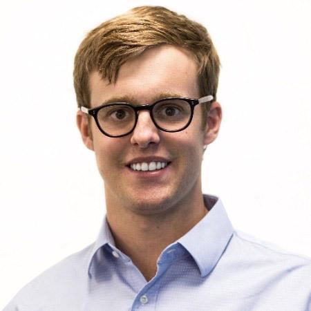 Snowflake の Corporate Account Executive、Michael Westra 氏の顔写真