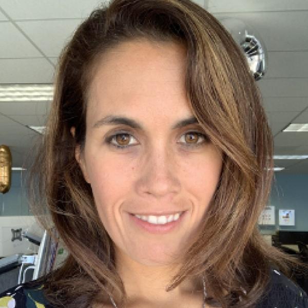 Headshot photo of Mónica Wilkinson