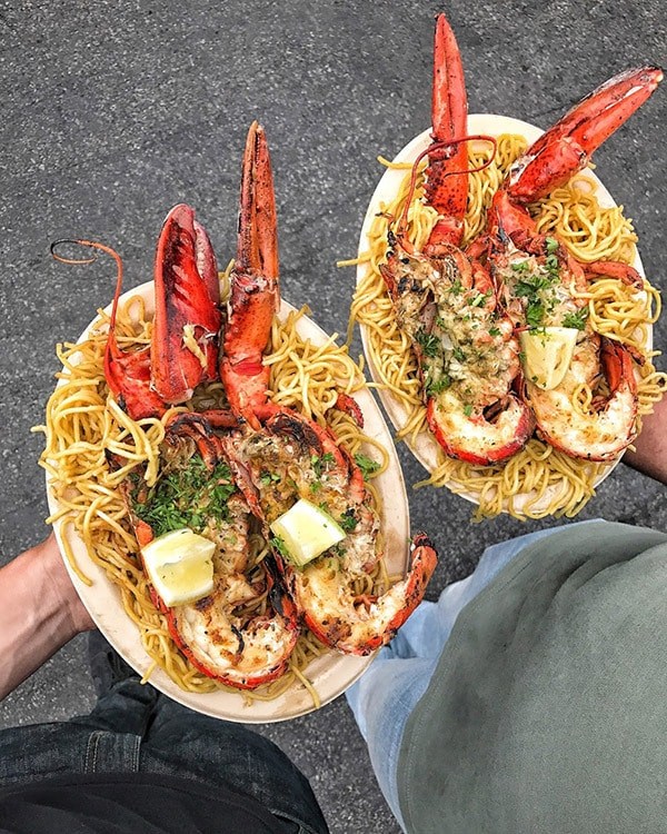off the grid lobster nest
