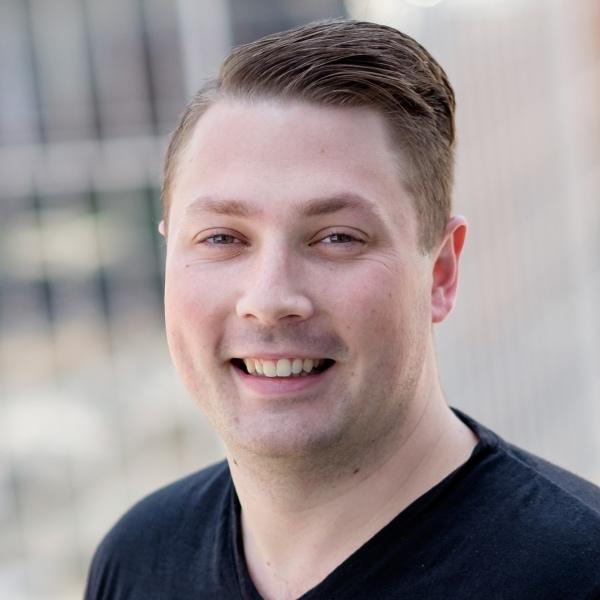Headshot photo of Patrick Hill