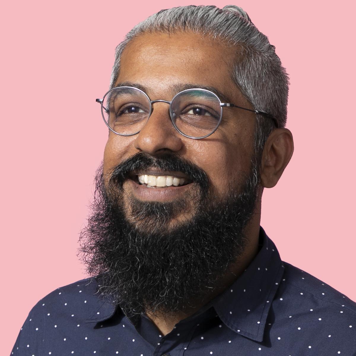 Headshot photo of Salman Suhail