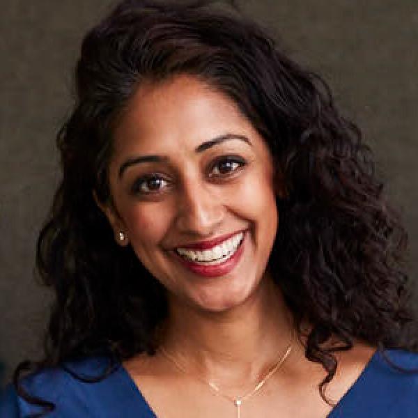 Headshot photo of Sheela Subramanian