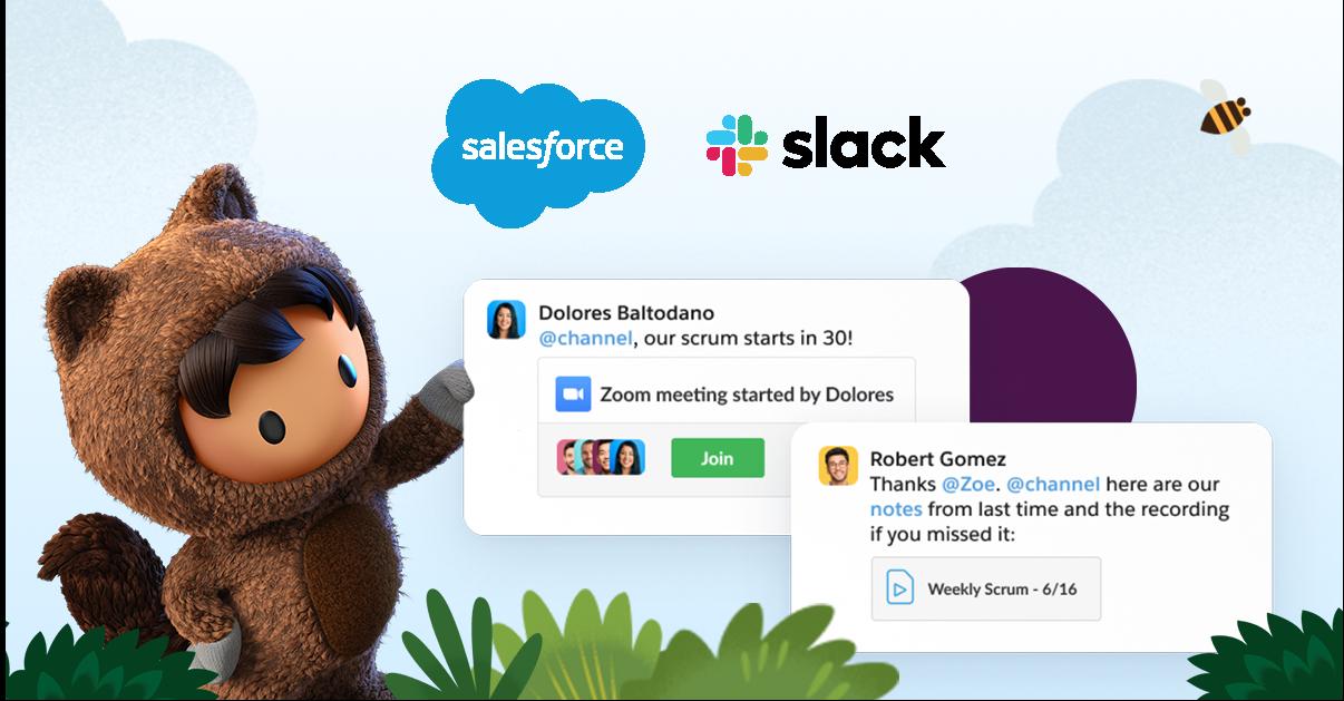 slaslack salesforce digital hqck salesforce digital hq