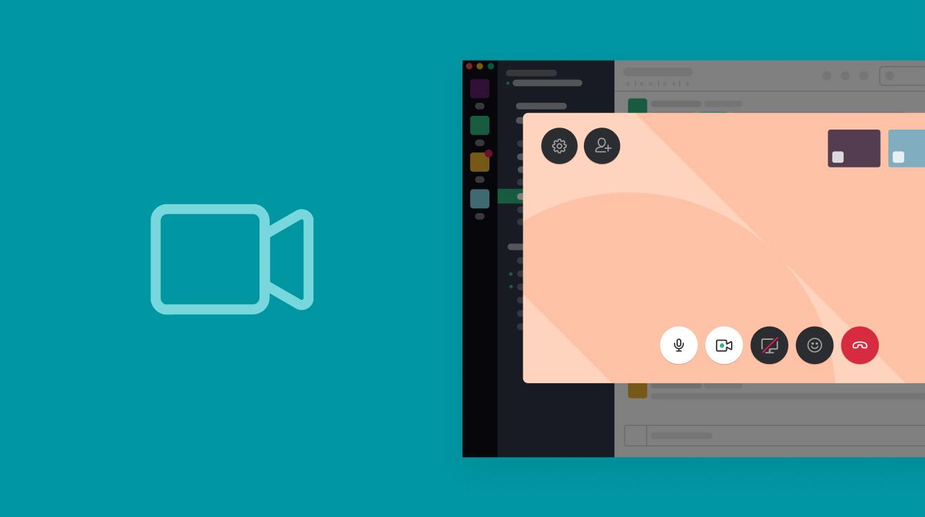 Slack Video Conferencing