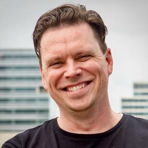 Headshot photo of Steve Goldsmith
