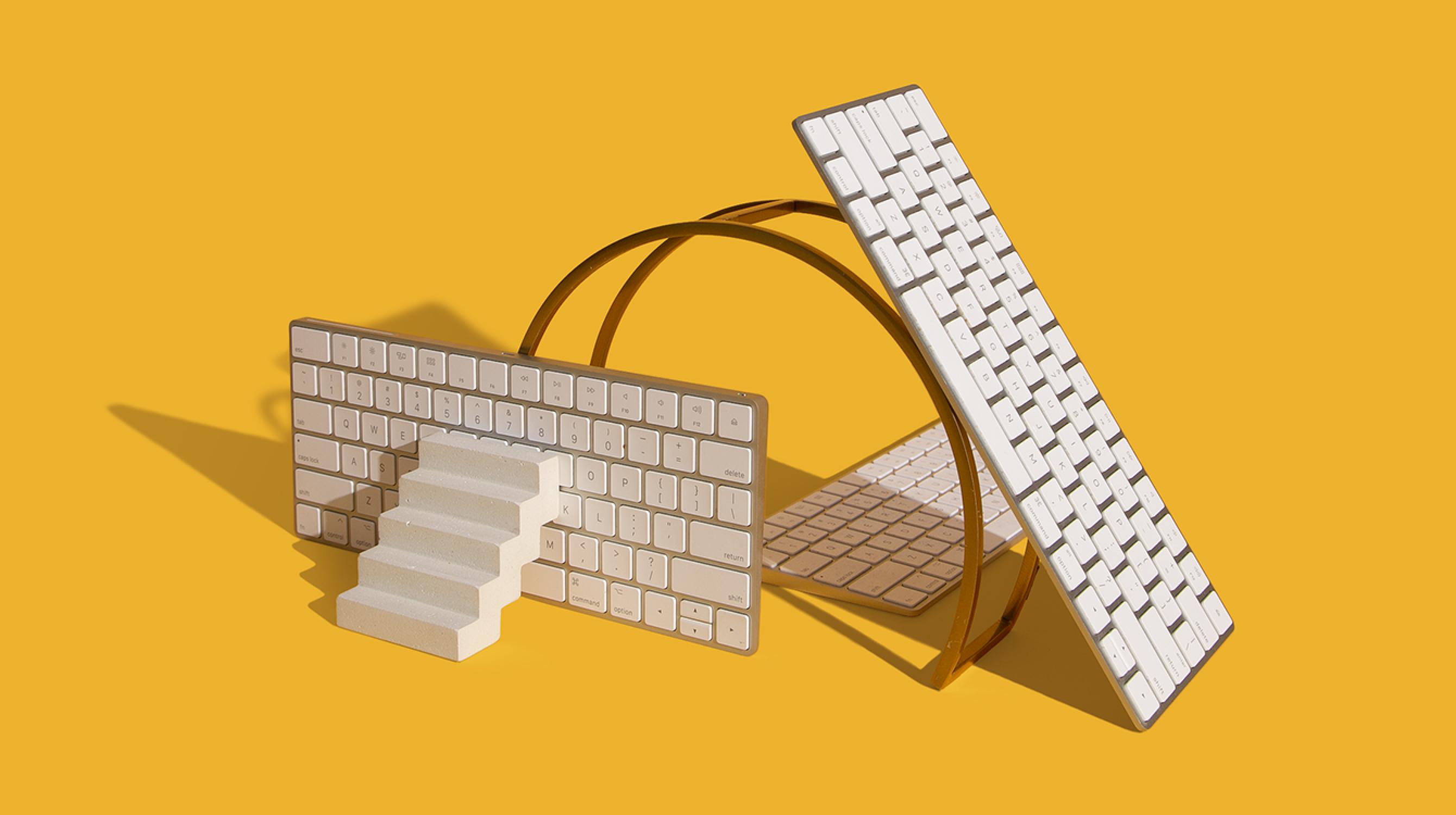 3つのキーボード-hero