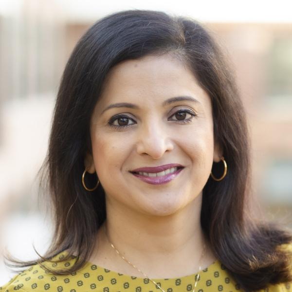 Headshot photo of Yamini Rangan